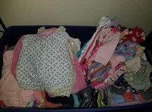 Over 300 pieces of baby girl clothes in Camp Pendleton, California