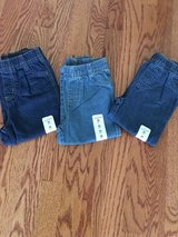 NWT 3 pairs of jeans in Batavia, Illinois