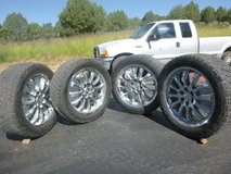 22 inch tires and wheels in Las Cruces, New Mexico