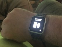 Black Apple iWatch 1st edition 42mm in Dover, Tennessee