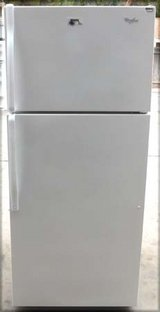 16 CU. WHIRLPOOL REFRIGERATOR in Oceanside, California