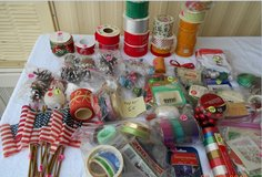 Xmas Ribbons - Crafts  Box 69 in Alamogordo, New Mexico