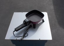 SMALL RIVAL ELECTRIC FRYING PAN in Bartlett, Illinois