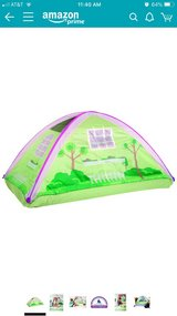 Girls' twin bed tent in Kingwood, Texas