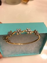 Brand new gold bracelet  14k diamonds in Nellis AFB, Nevada
