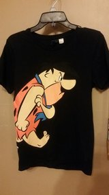 SZ Small Divided by H & M Fred Flintstones T-shirt in Fort Leonard Wood, Missouri
