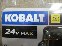KOBALT 24V max BATTERY in Fort Campbell, Kentucky