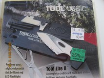 TOOL LOGIC, LIGHTER / CREDIT CARD TOOL COMBINATION in Fort Campbell, Kentucky