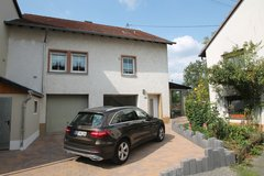 Dudeldorf- 3 Bd/1 Ba + Garage Duplex House in the City Center in Spangdahlem, Germany