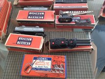 Authentic Vintage Electric Lionel Train set and accessories circa 1950 in Mannheim, GE