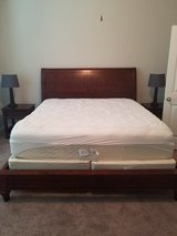 King bedroom set 600.00 EXCELLENT CONDITION! in San Antonio, Texas