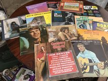 14 Country Music LPs in Lakenheath, UK