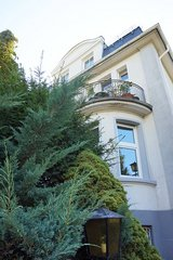 Renovated mansion with garden near city in Mannheim, GE
