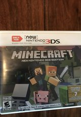 Minecraft for New 3DS in Fort Leonard Wood, Missouri