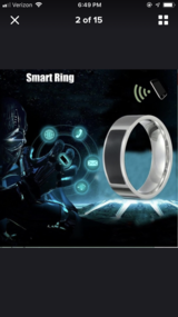 Bluetooth Ring in Watertown, New York