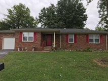 3 Bedroom House for Sale in Fort Campbell, Kentucky