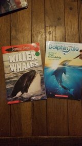 Dolphin Tale & Killer Whales books in Lockport, Illinois