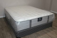 Queen Size Mattress by Serta Oakbridge Model in CyFair, Texas