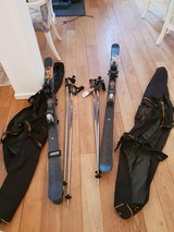 His & hers ski sets ( new in bag) in Wiesbaden, GE