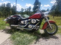 1997 Kawasaki Vulcan VN1500D Classic AWESOME!! in Ruidoso, New Mexico