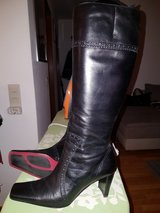 Leather boots in Stuttgart, GE