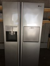 Samsung fridge with autonomous water dispenser in Baumholder, GE