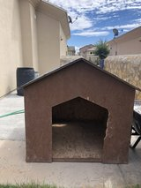 large dog house in El Paso, Texas