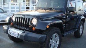 JEEP WRANGLER 2010 in Temecula, California