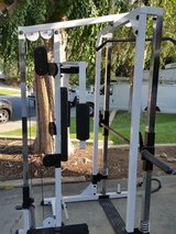 gym smith weights workout machine in Lake Elsinore, California