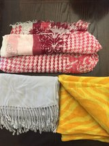 Scarves (Set of 5) in Fort Irwin, California