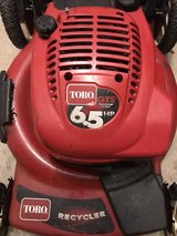 toro 6.5hp lawnmower in Schaumburg, Illinois