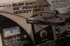 ** NEW IN BOX!** Hockey Table in New Lenox, Illinois