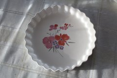"Vintage 1985 Galleria Collection Stoneware 10"" Dessert Serving Plate Pie Dish Japan in Tacoma, Washington"