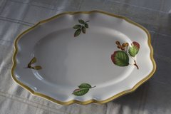 "VILLEROY & BOCH 14"" Oval Serving Platter- Parkland Pattern- $ in Tacoma, Washington"