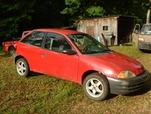 1998 geo metro in Fort Campbell, Kentucky