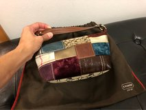Coach Patchwork baguette bag in Ramstein, Germany