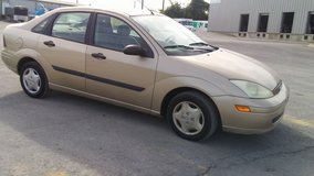2003 Ford focus... Well kept and dependable!!/ in Fort Campbell, Kentucky