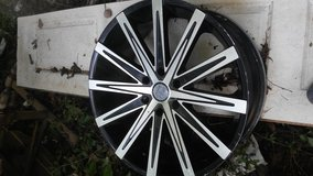 "u2wheels 22"" in Cleveland, Texas"