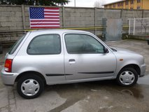 Automatic Nissan Micra in Vicenza, Italy