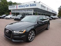 US Spec Audi A6 TDI Quattro Prestige S-Line with Warranty in Baumholder, GE