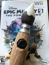 Epic Mickey 2 Mickey's Paintbrush for Wii and Wii U in Fort Campbell, Kentucky