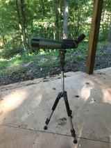 Celestron Spotting Scope with Tripod and Lense in Fort Campbell, Kentucky