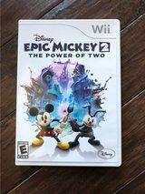 Epic Mickey 2 Power of Two for Wii & Wii U in Fort Campbell, Kentucky