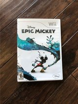 Epic Mickey in Fort Campbell, Kentucky