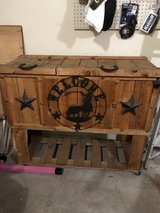 Rustic Cooler/dry box in Kingwood, Texas