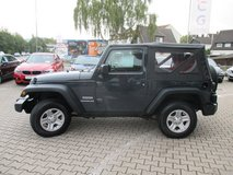'17 Jeep Wrangler SPORT 4×4 in Spangdahlem, Germany