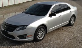 2012 Ford Fusion in Kingwood, Texas