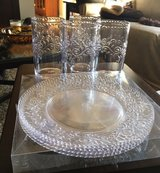 Clear Acrylic Glasses/Plates in Joliet, Illinois