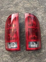 Stock Tail Lights w/bulbs 2006 Dodge Ram 2500 in Vacaville, California