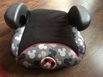 Mickey Mouse booster seat in Kingwood, Texas